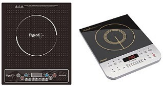 Philips & Piegeon Induction Cooktop for Rs.2299 & 1299 @ Flipkart (Limited Period Offer)