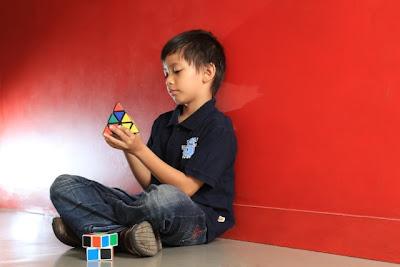 Mencerdaskan Otak anak
