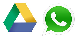WhatsApp integrado ao Google Drive