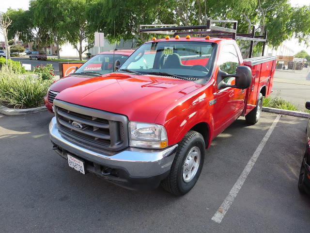 New or used vehicles painted to match your company's colors