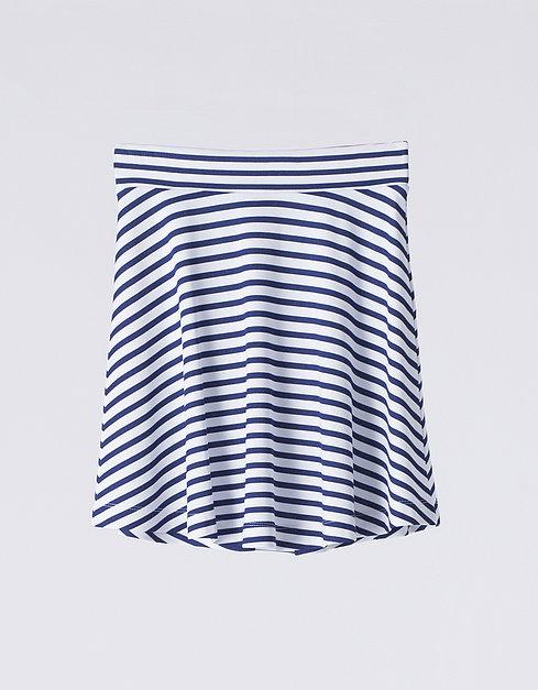 Saia de riscas azuis da Blanco - 4,99€