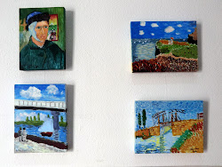 "Exposición infantil: ""Miradas impresionistas"""