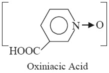 N-Oxide Derivative (Oxiniacic Acid)