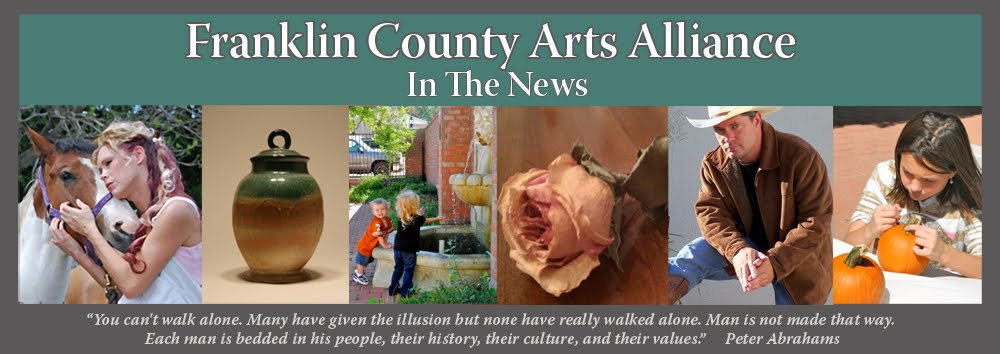 Franklin County Art Alliance In The News