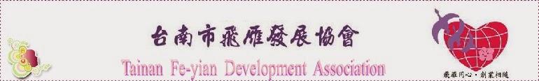 台南市飛雁發展協會
