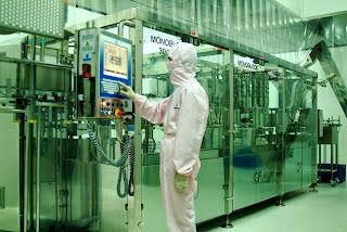 利君國際 石四藥  2005 輸液洗灌封生產綫