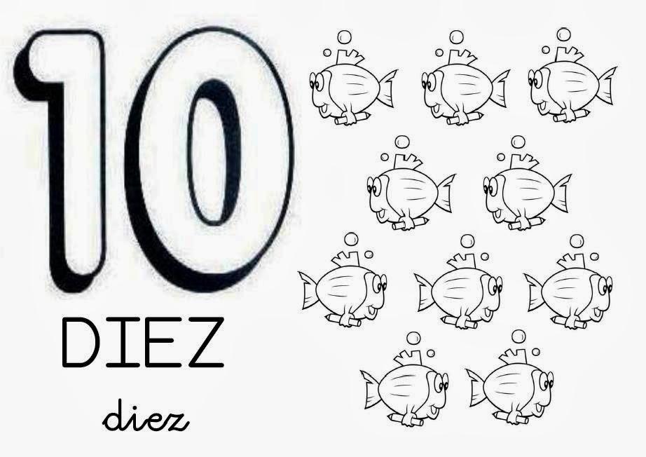 Excelente 1 10 Dibujos Para Colorear Bosquejo - Dibujos Para ...