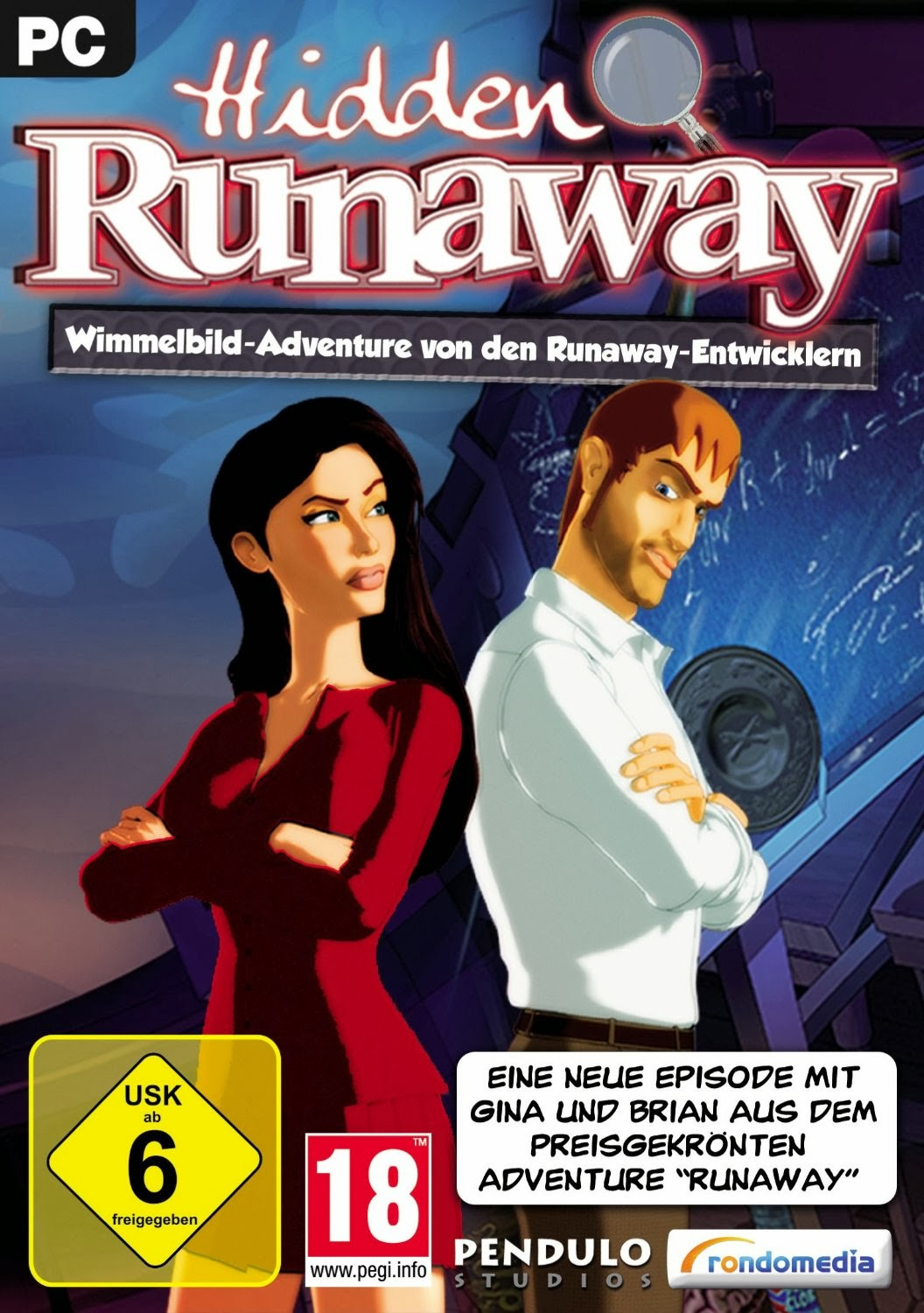 Dream Games: Hidden Runaway