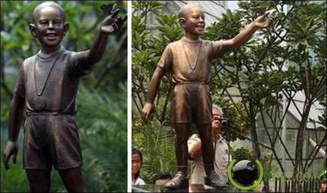 Patung Obama
