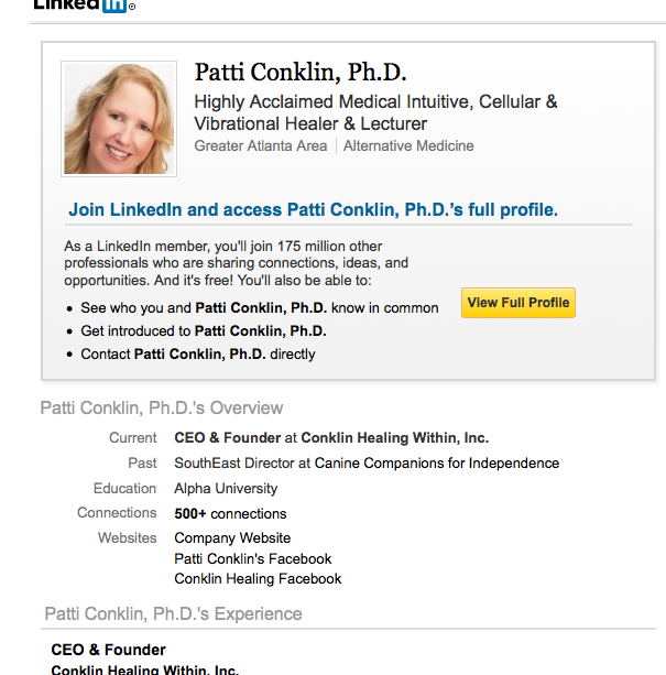 Master Degree Education Online: Patti Conklin, Stone Mountain, GA ...