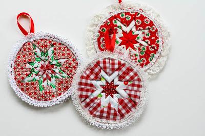 reciclagem - enfeite de natal - CD