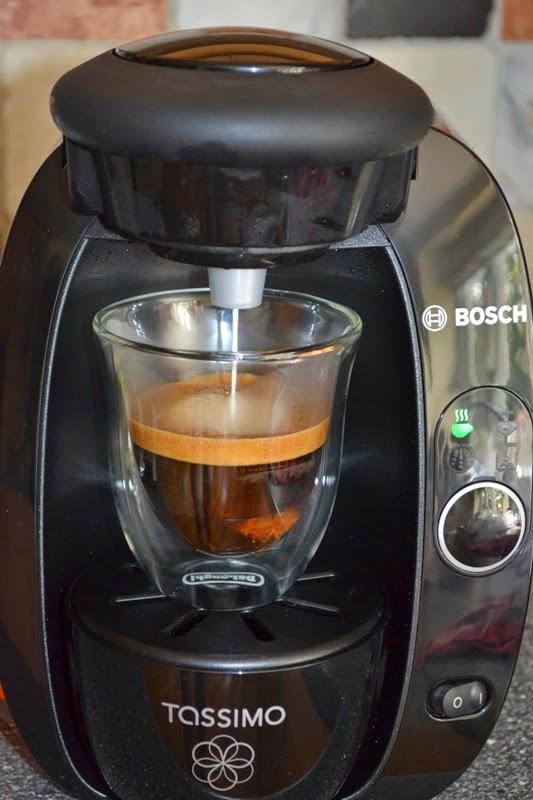 Bosch Tassimo Coffee Maker Reviews : Vintage Peonies: T20 Tassimo Bosch Coffee Maker Review