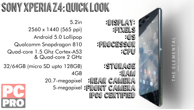 sony xperia z4 price. also there is another leaked picture with james bond 007 daniel craig holding what appears to be the xperia z4: sony z4 price c