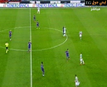 اهداف مباراة يوفنتوس وفيورنتينا فى ذهاب نصف نهائي كأس إيطاليا Juventus VS Fiorentina