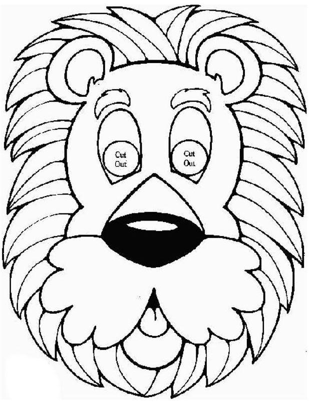 Contemporáneo Hombre Hormiga Para Colorear Máscara Ilustración ...