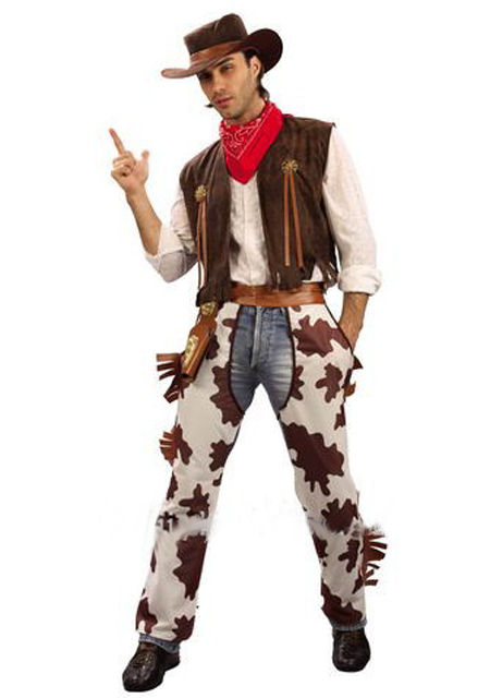 Fantasias de Carnaval Masculino cauboy