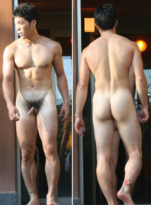 Gay men have less body hair