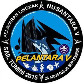 Logo Pelantara V Tahun 2015