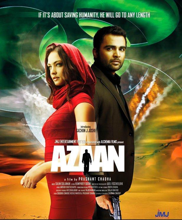 Aazaan (2011) Hindi Movie Mp3 320 Kbps Download