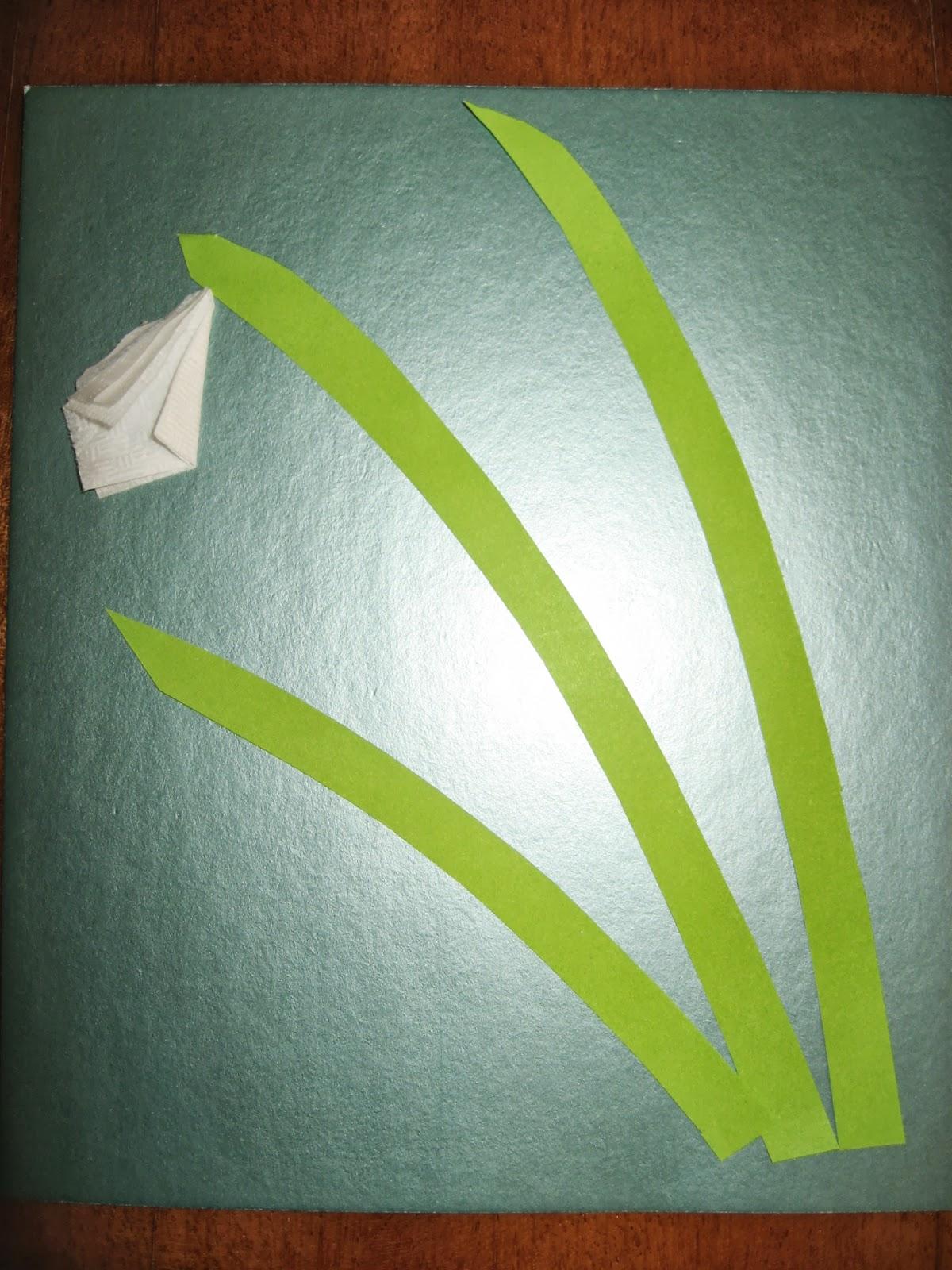 Оригами. Ландыши из бумаги на 8 Марта. Мастер-класс с 15