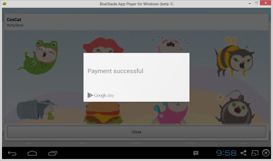 Cara Download Sticker Premium BBM Android Secara Gratis 5
