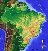 Para James Joyce e William Blake, o nome Brasil é anterior à descoberta do . (mapa do brasil)