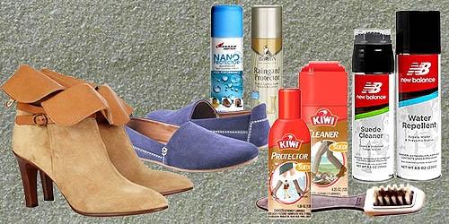 Sepatu Wanita Suede