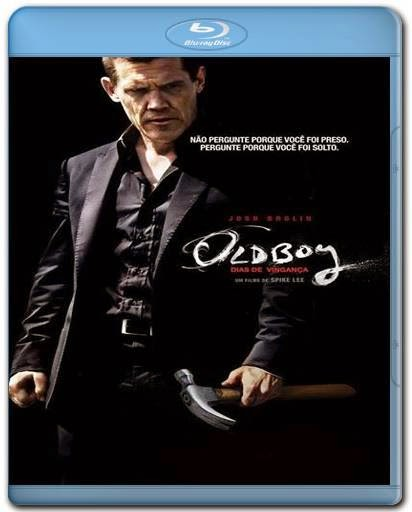 Oldboy Dias de Vinganca 720p + 1080p Bluray + AVI Dual Audio BDRip