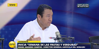 Entrevista a Angel Manero - RPP
