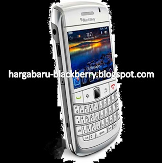 Blackberry 9700 Onyx Putih