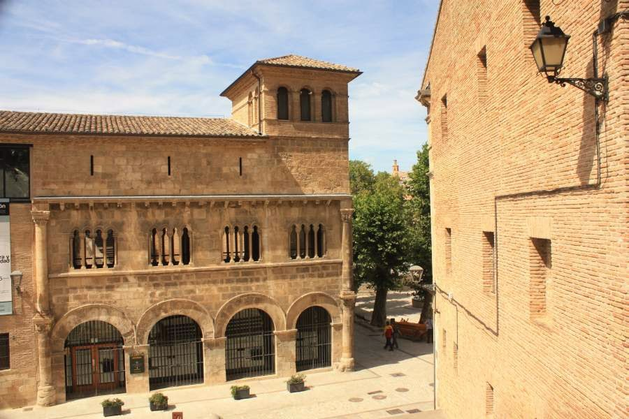 Palace of the Kings of Navarra in Estella