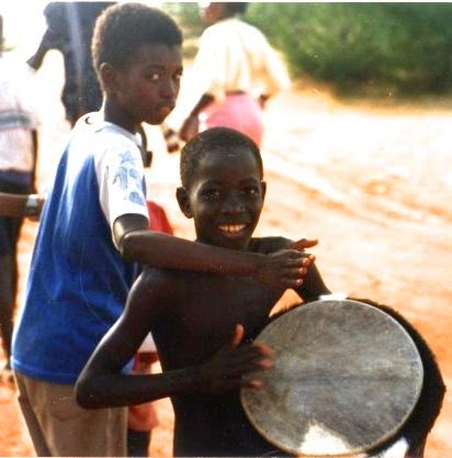 Children from a village in Senegal: simplelivingeating.com