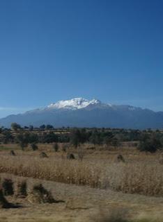 El Iztaccíhuatl