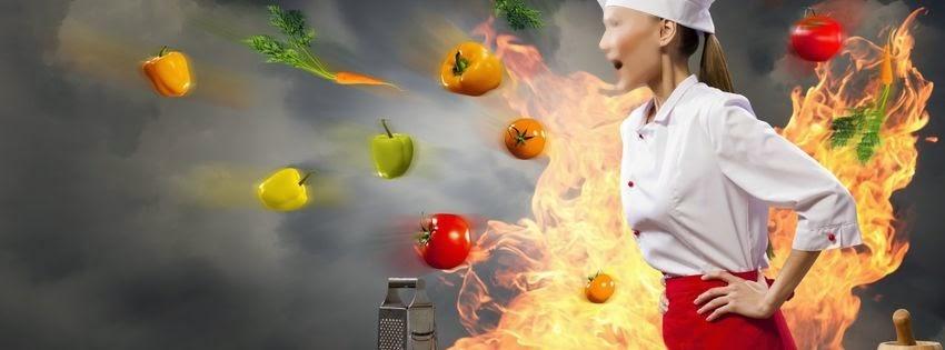 Couverture facebook cuisinier 02