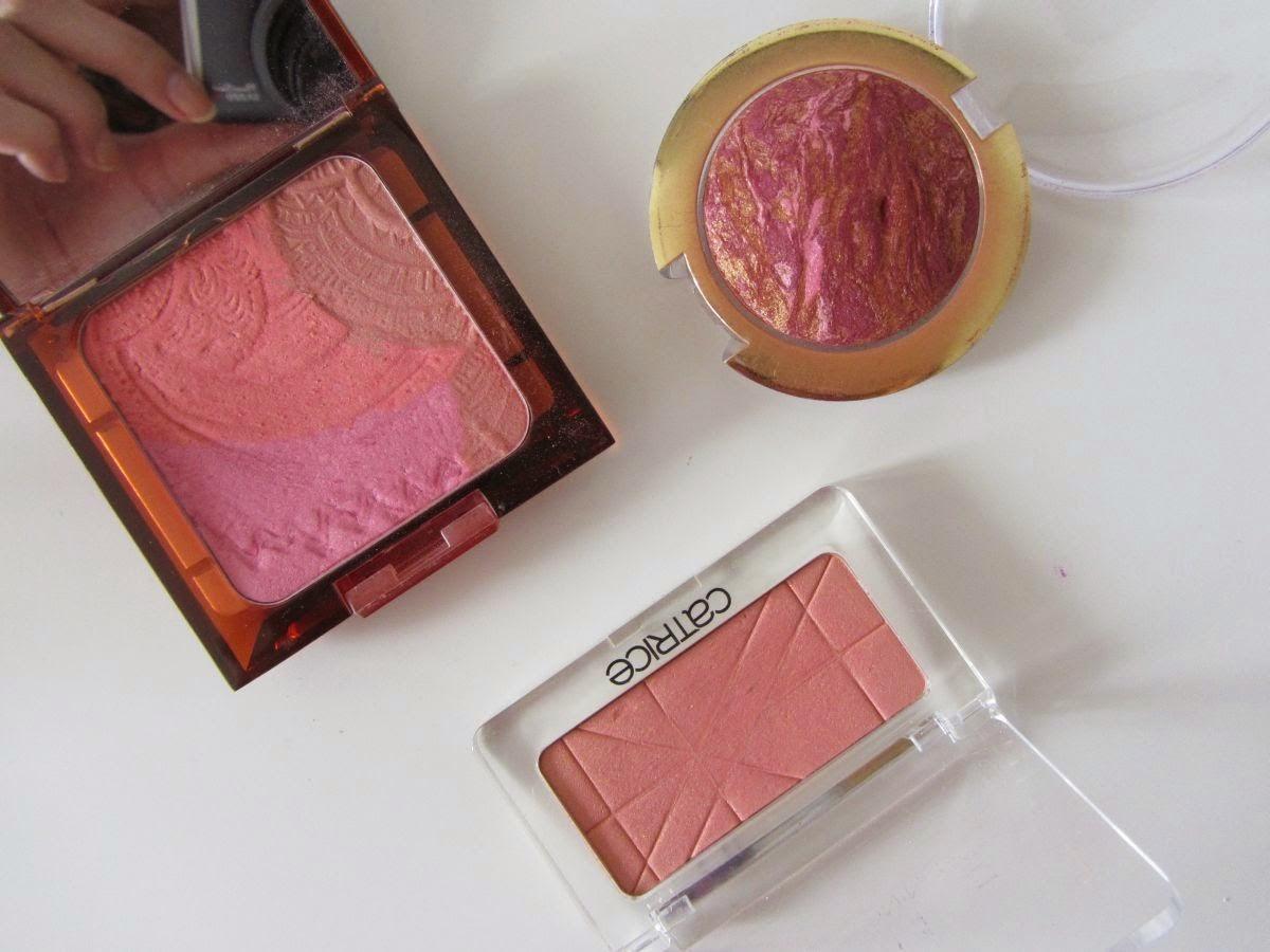 makeup blushes artdeco tribal sunset catrice defining blush apropos apricot golden rose terracotta blush 03