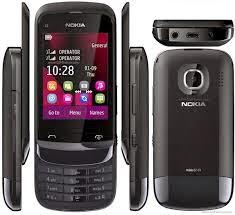 Harga Dan Spesifikasi Nokia C2-03 New