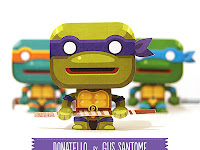 Mini Donatello - TNMT