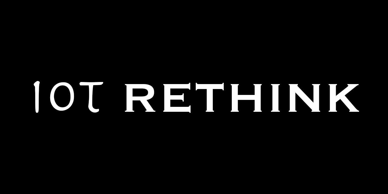 IOT Rethink