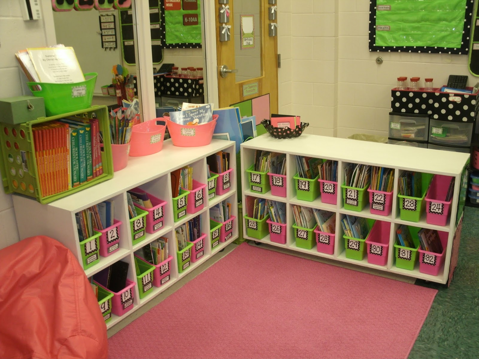 bookshelf diy bins shelves pin for numbers and management on back of to classroom