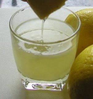 agua con limon y jengibre perder kilos