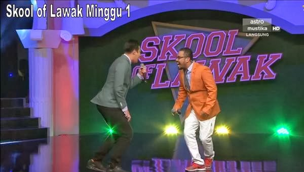 Tonton Skool Of Lawak Minggu 1