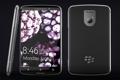 BlackBerry Windows Mobile Phone concept