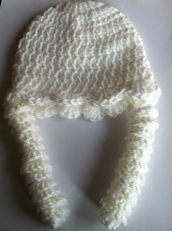 Lakeview Cottage Kids Ruffles And Curls Crochet Baby Hat Free