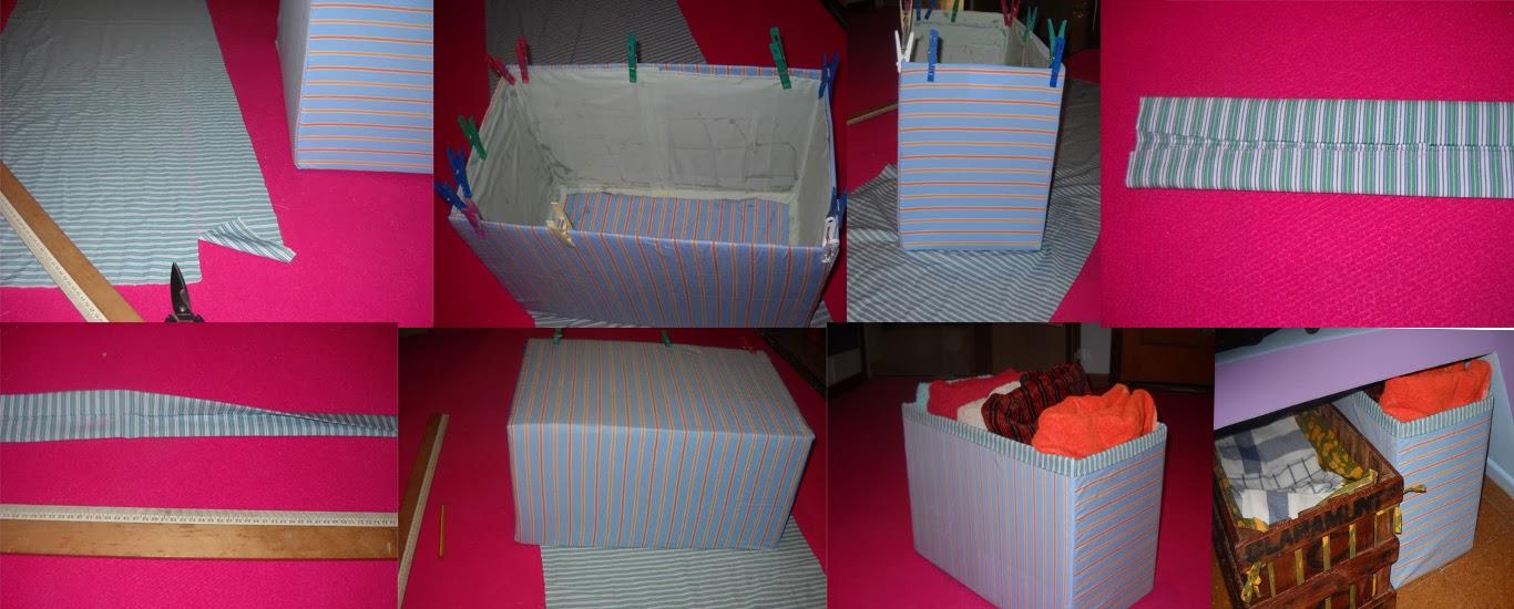 Caixes folrades