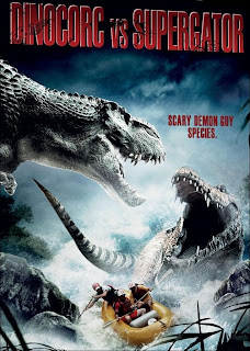 Ver Película Dinocroc vs Supergator Online (2010)