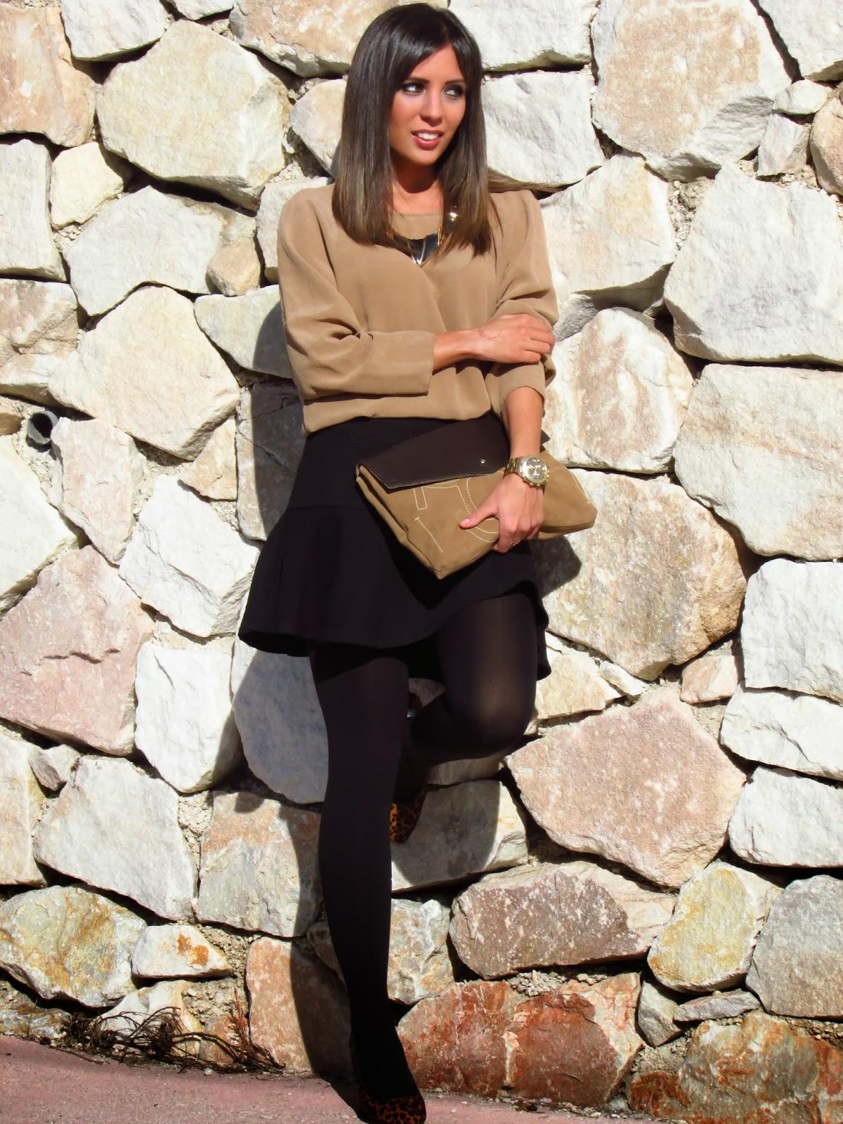 cristina style fashion blogger malagueña tendencias moda ootd outfit look street style