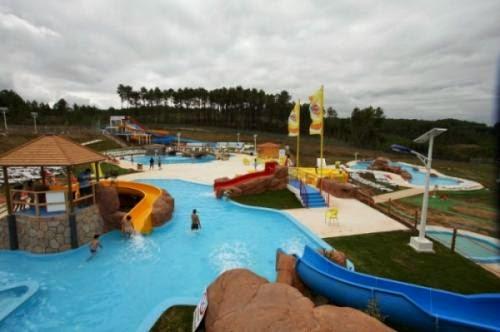 Porto Portugalia park wodny aquapark waterpark foto przewodnik