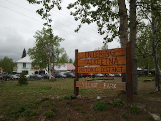 Talkeetna Historic District
