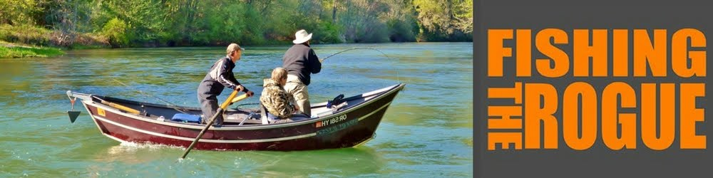 Rogue River Fishing Guides, Fishing Trips - Salmon and Steelhead