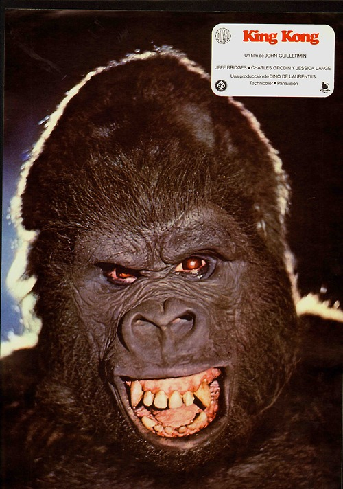 space1970: The Second Coming of KING KONG (1976)